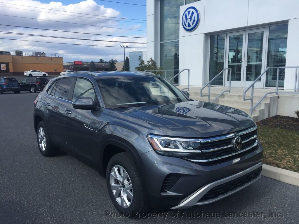 New 2020 Volkswagen Atlas Cross Sport 2.0T S 4MOTION
