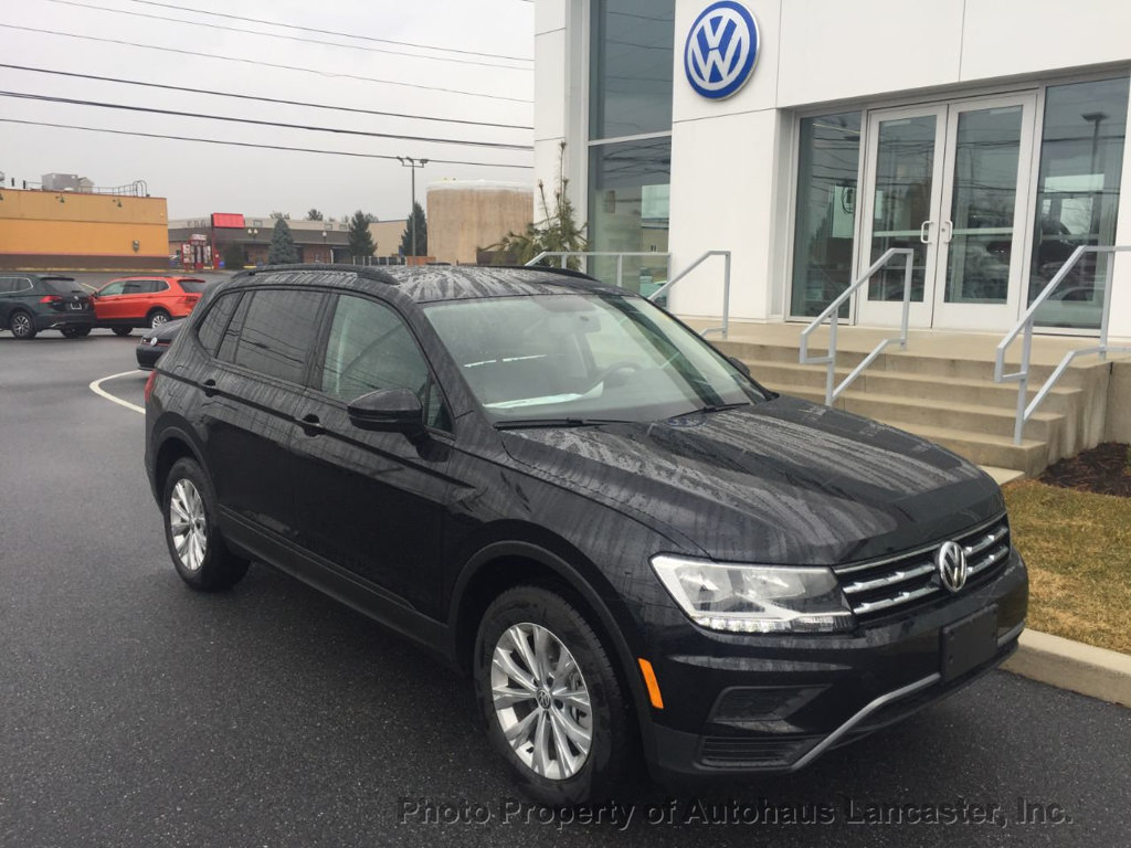 New 2019 Volkswagen Tiguan 2.0T S 4MOTION AWD