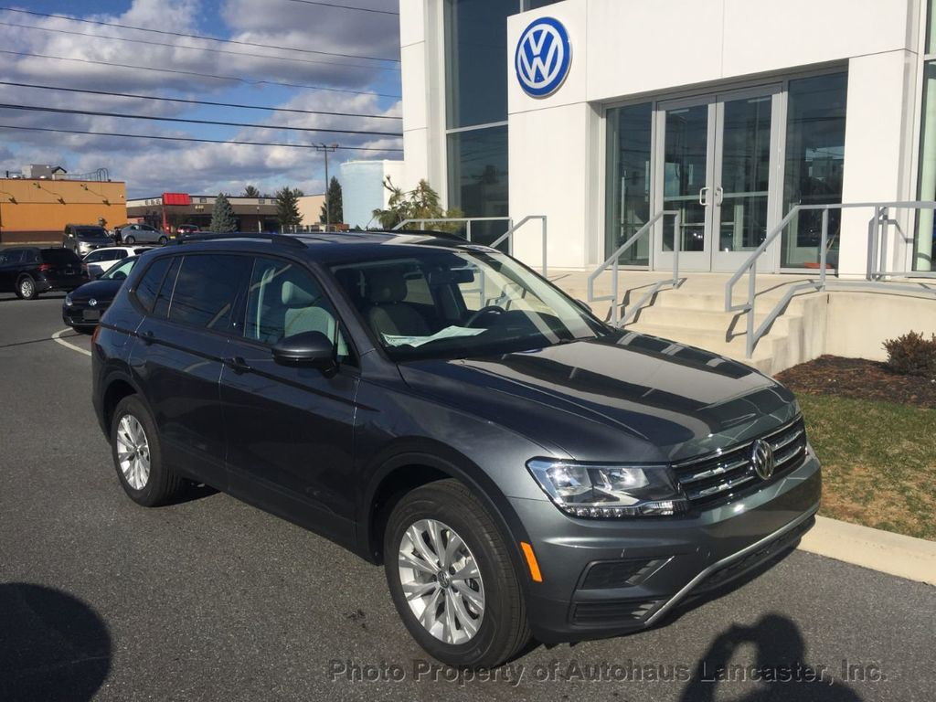 New 2020 Volkswagen Tiguan 2.0T S 4MOTION AWD