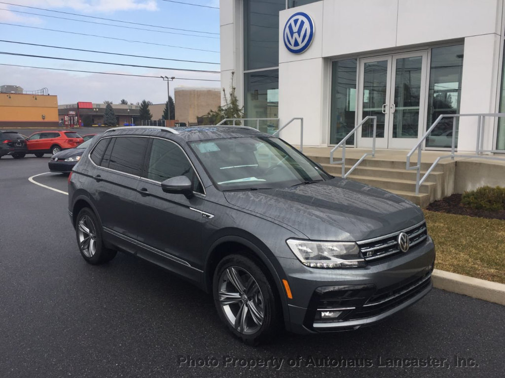 new 2019 volkswagen tiguan 2 0t sel r line 4motion suv in. Black Bedroom Furniture Sets. Home Design Ideas