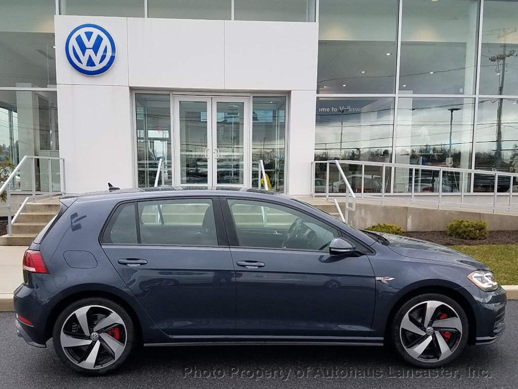 New 2018 Volkswagen Golf GTI 2 0T 4 Door Autobahn DSG Sedan in