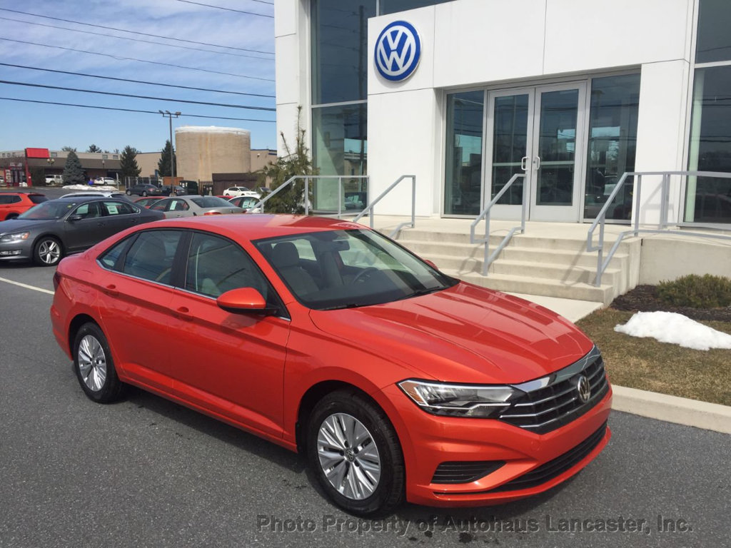 New 2019 Volkswagen Jetta 1 4t S Manual