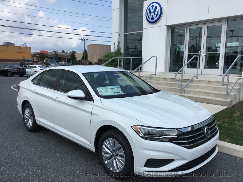 New 2019 Volkswagen Jetta 1.4T S Manual