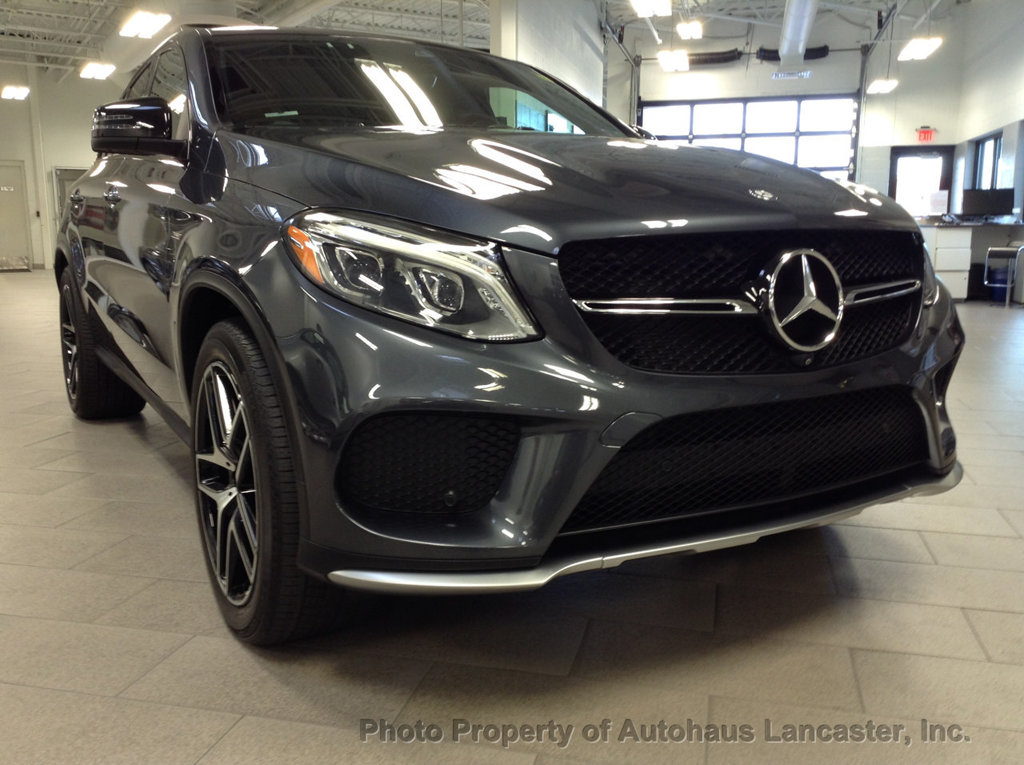Pre-Owned 2016 Mercedes-Benz GLE 4MATIC 4dr GLE 450 AMG® Coupe