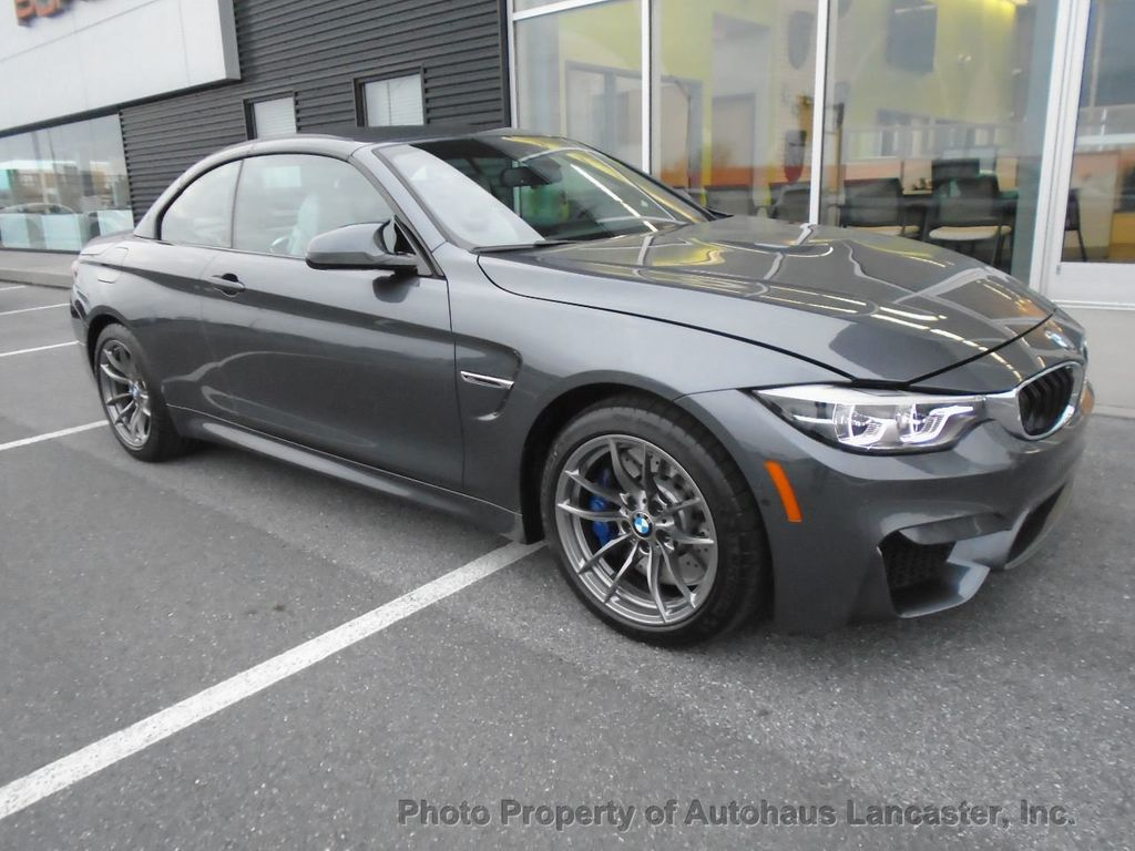 Pre-Owned 2020 BMW M4 Convertible