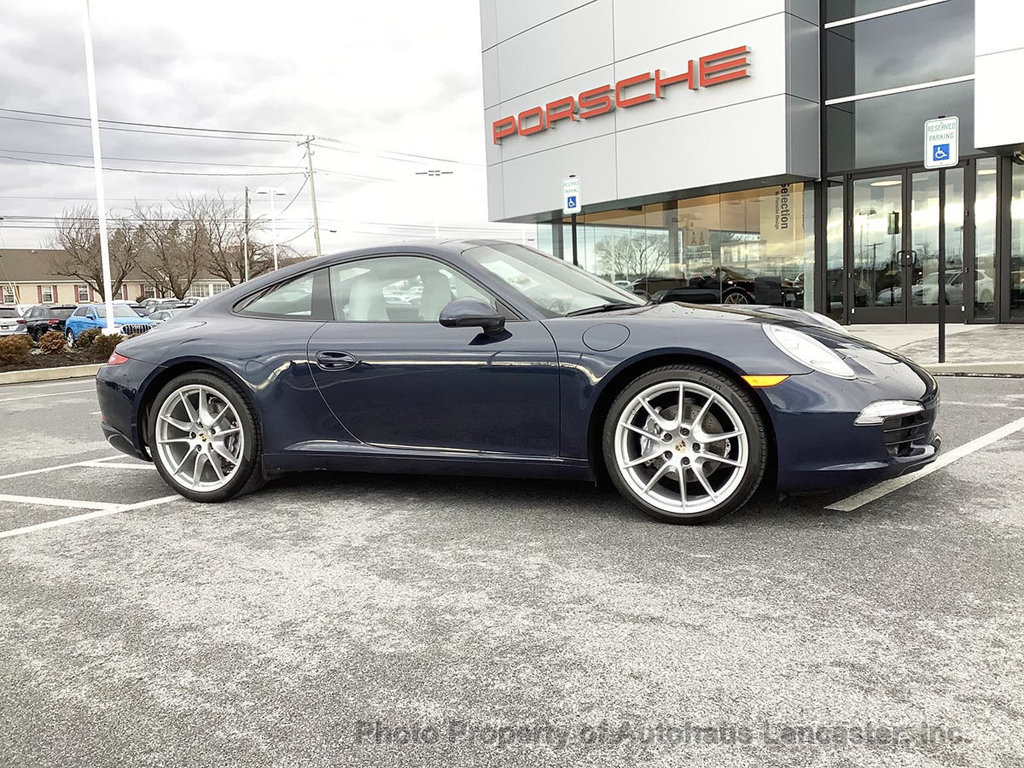 Pre-Owned 2012 Porsche 911 Autohaus sold this one new!