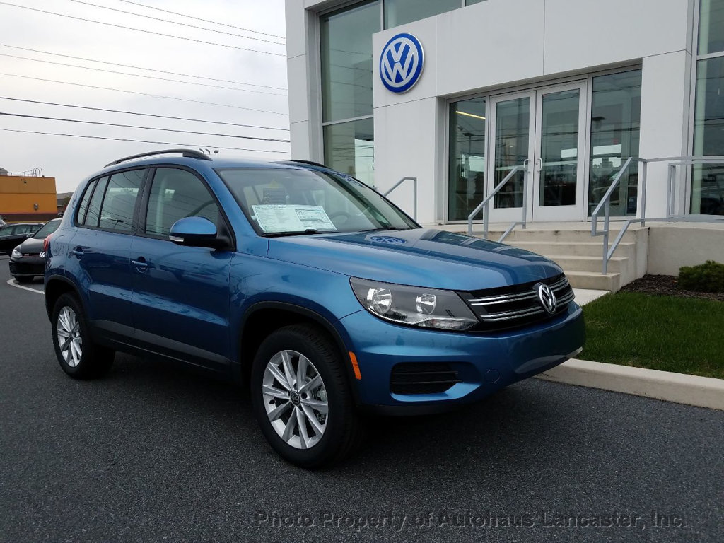 New 2017 Volkswagen Tiguan Limited 2 0T 4MOTION SUV in Lancaster