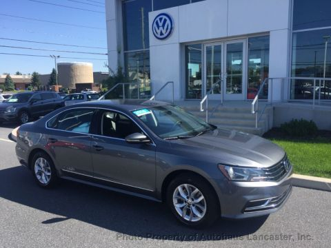 Certified Pre-Owned 2016 Volkswagen Passat 4dr Sedan 1.8T Automatic S
