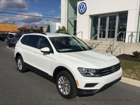 New 2020 Volkswagen Tiguan 2.0T S 4MOTION