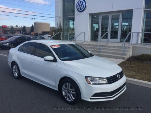 Certified Pre-Owned 2017 Volkswagen Jetta 1.4T S Manual