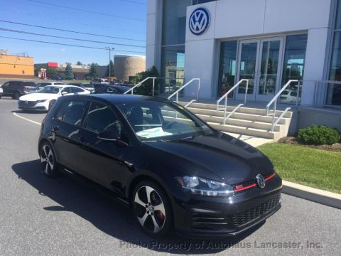 New 2019 Volkswagen Golf GTI 2.0T S DSG