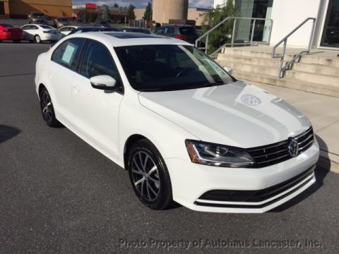 Certified Pre-Owned 2018 Volkswagen Jetta 1.4T SE Automatic