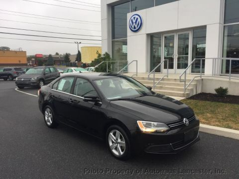Certified Pre-Owned 2013 Volkswagen Jetta Sedan 4dr DSG TDI