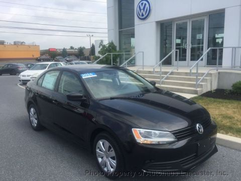 2014 Volkswagen Jetta Sedan 4dr DSG TDI Value Edition