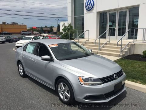 Certified Pre-Owned 2013 Volkswagen Jetta Sedan 4dr DSG TDI Front Wheel Drive Sedan