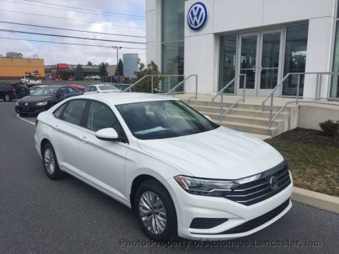 New 2020 Volkswagen Jetta S Manual w/SULEV