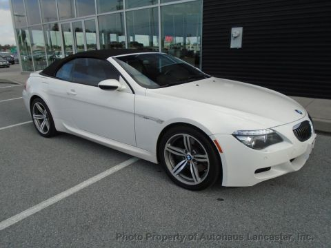 Pre-Owned 2008 BMW 6 Series M6