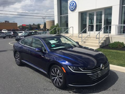 New 2019 Volkswagen Arteon SEL 4MOTION